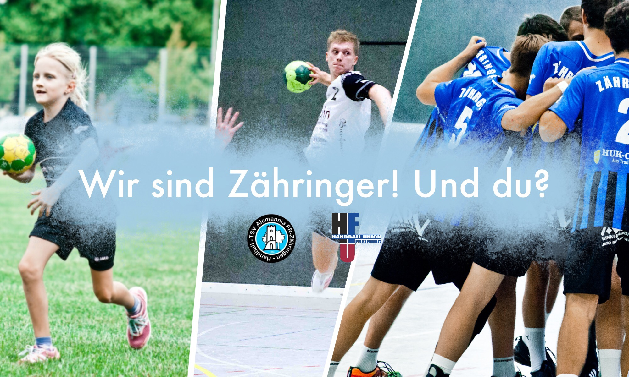Zähringer Handballer